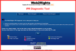 IPR Diagnostic Tool