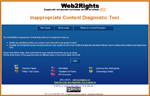 Inappropriate Content Diagnostic Tool